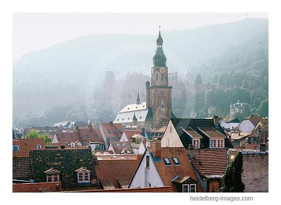 Archiv-Nr. hc2000148 / Morgenlicht an der Heiliggeistkirche