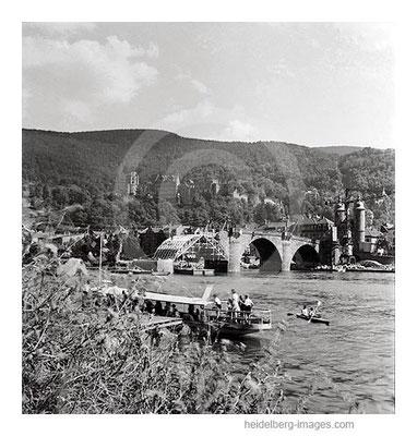 Archiv-Nr. 4545-1H / Wiederaufbau der Alten Brücke