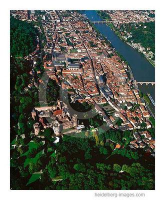 Archiv-Nr. lc10_6679 / Schloss und Heidelberger Altstadt