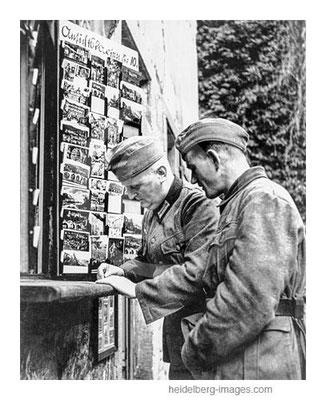 Archiv-Nr. hr180 / Postkarten und ein Lebenszeichen an die Heimat