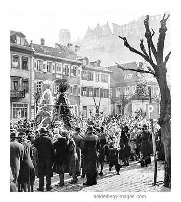 Archiv-Nr. hr192 / Sommertagszug 1930