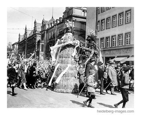 Archiv-Nr. hr190 / Sommertagszug 1930