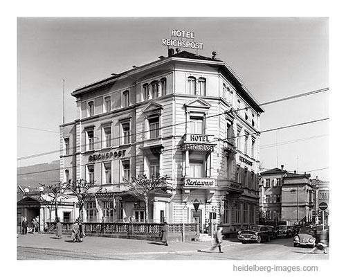 Archiv-Nr. H6-53 / Hotel Reichspost