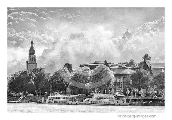 Archiv-Nr. h2017138 / Morgenstimmung, Blick auf Stadthalle und Schloss