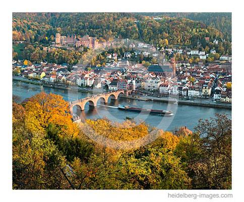 Archiv-Nr. hc2015164 / Heidelberger Altstadt vom Philosophenweg