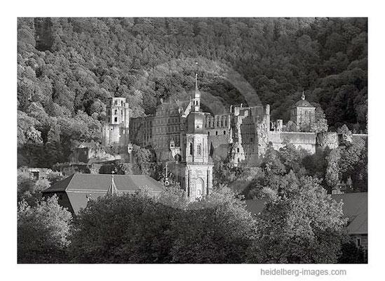 Archiv-Nr. h99137 / Heidelberg-Ansicht