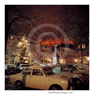 Archiv-Nr. h31/3 Schlossblick im Winter