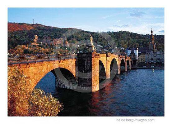 Archiv-Nr.  hc94147 / Sonnenuntergang an der Alten Brücke