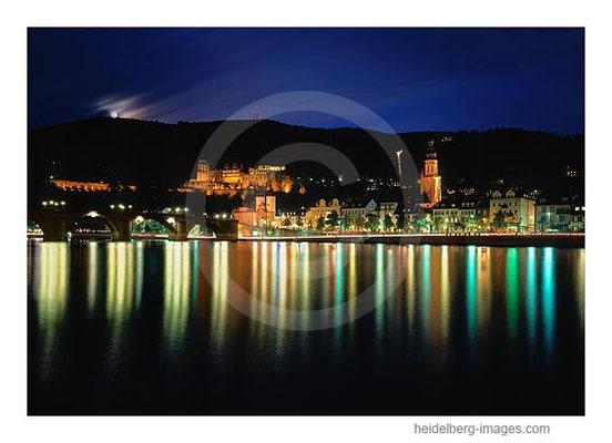 Archiv-Nr. hc2006164 / Mondnacht über Heidelberg