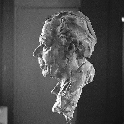 MEIN VATER, Bronze, 1992