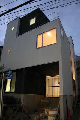 由比ヶ浜の建築施工事例12