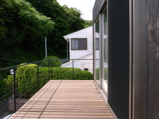逗子山の根の住宅リフォーム施工例