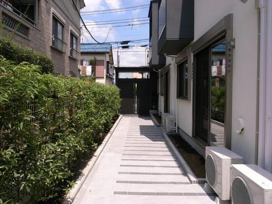 東新町・チェリージャム・アパート施工例