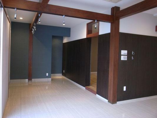 厚木の住宅建築施工例