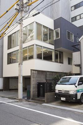 日本橋浜町の住宅建築施工例