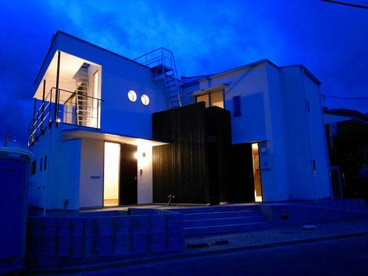 稲村ケ崎建築施工例16