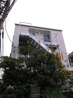 蓮沼町住宅建築施工例