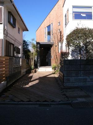 逗子市桜山の住宅建築施工例