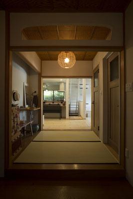 葉山町の住宅建築施工例