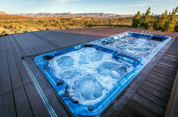 blauer Swim Spa