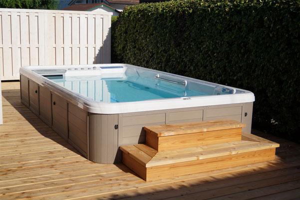 günstiger Swim Spa
