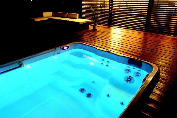 Swim Spa Beleuchtung