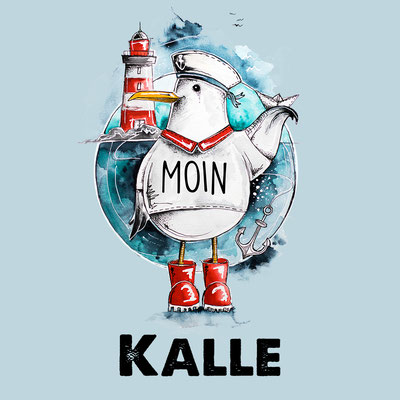 Aquarellmotiv_moewe_kalle_hahn_ueber_bord