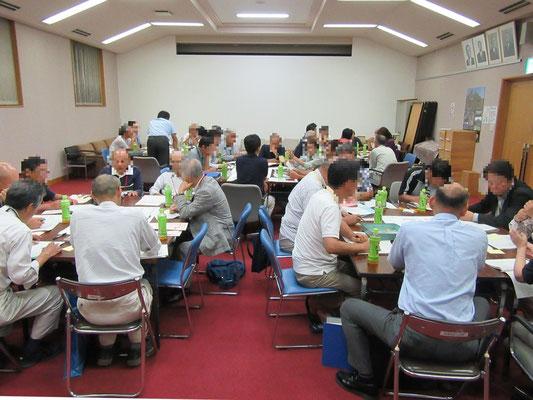 第2回新穂地区防災円卓会議