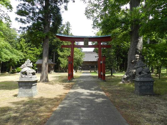 日吉神社(山王さん)