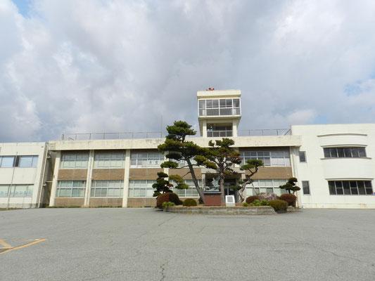 新穂行政SC庁舎(旧新穂村役場庁舎)01