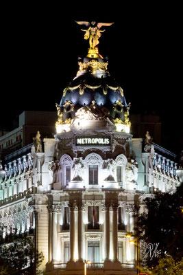 Madrid - Palacio Metropolis  - (2014)