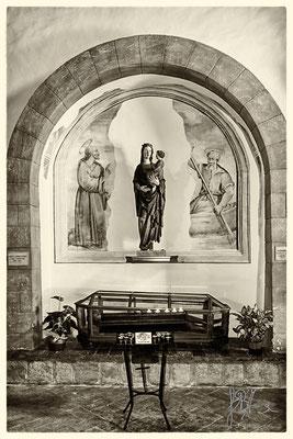 Chiesa di San Pietro (Madonna col Bambino di Francesco di Valdambrino)