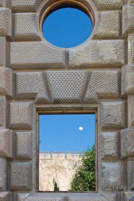 La luna di mezzogiorno - Granada  - (2014)