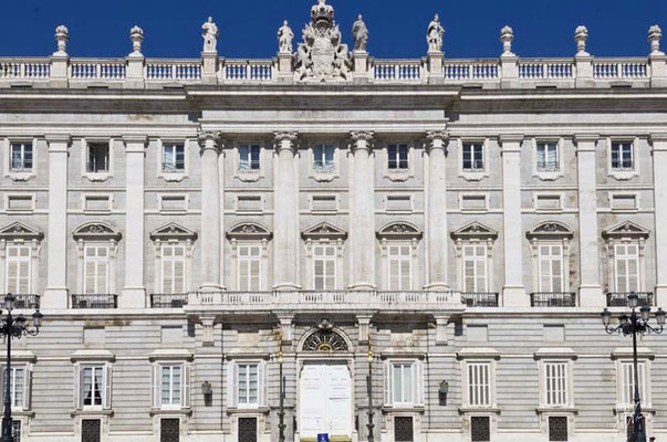 Madrid - Palacio Real - (2012)
