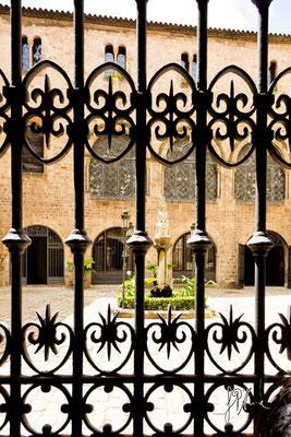 Barcellona - Corte nel centro storico  - (2014)