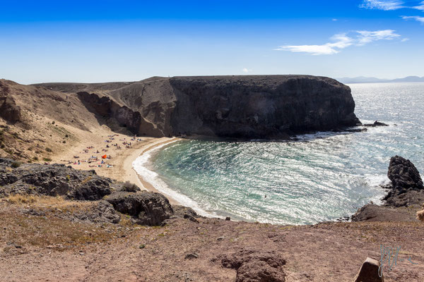 Playa Papagayo - Lanzarote - (2017)