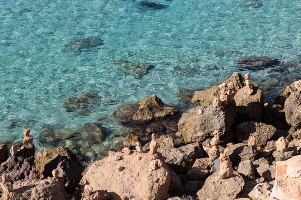 Mare, pietre e roccia - Cala Tarida - Ibiza - (2017)