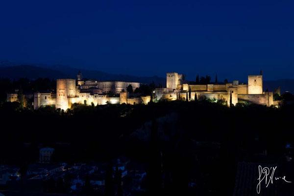 L'Alhambra - L'ora blu