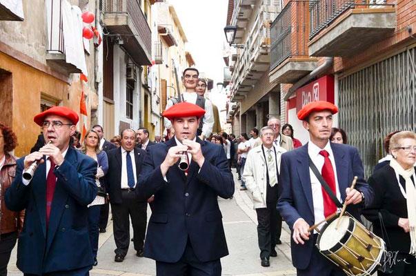 I baschi rossi - (Navarra 2012)