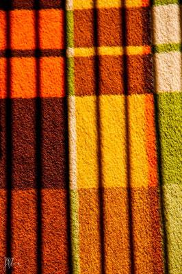 Ombre sulla coperta (Omaggio a Mondrian) - Cava de' Tirreni  - (2010)
