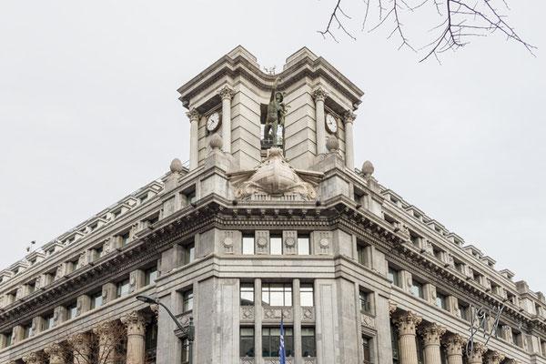 Bilbao - Palazzo della Banca BBVA - (2016)