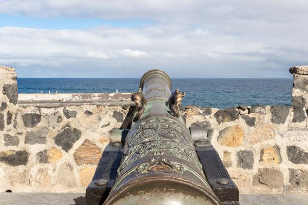 "A ""difesa"" del mare - Puerto de la Cruz - Tenerife - (2019)"
