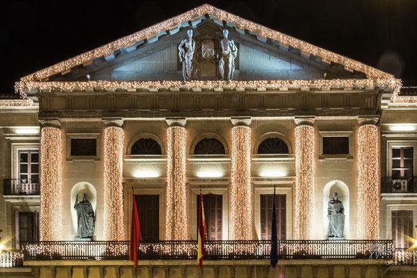 Pamplona - Palazzo del Gobierno de Navarra - (2016)