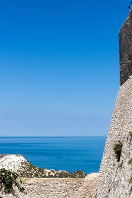 Panorama dall'Isola San Nicola - Isole Tremiti - (2016)