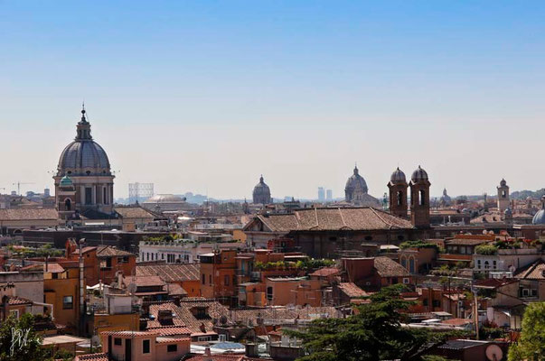 Roma - Dal Pincio - (2010)