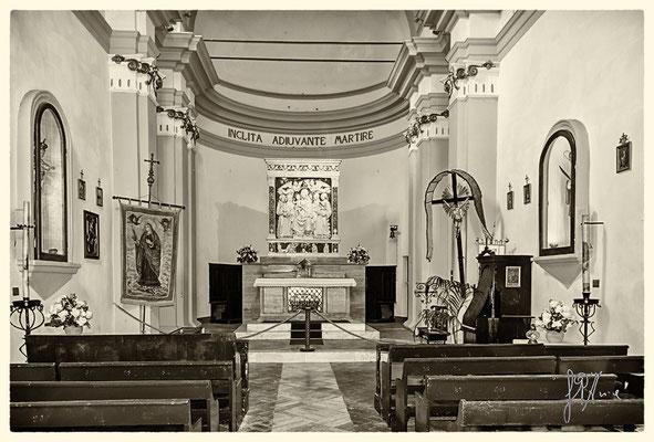 Chiesa di Sant'Agata (interno)