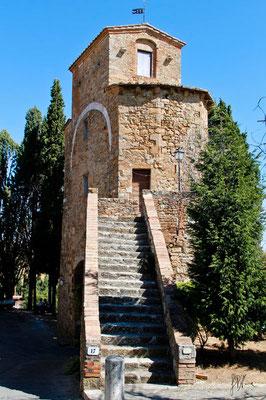 San Quirico d'Orcia - Scorcio - (2012)