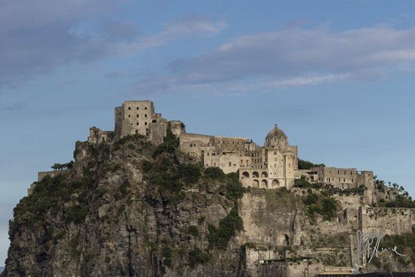 Ischia - Il Castello Aragonese  - (2015)