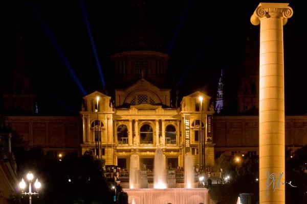 Barcellona - Palacio Real  - (2014)