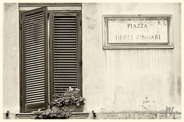 Piazza degli Zingari